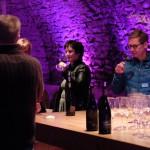 ..... ja es ist Spätburgunder und nicht der schlechteste! - Weinreich eins vom Winzerkeller Sommerach.