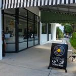 nicht nur Wein - auch tollen Käse