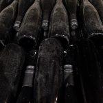 da ruht der Wein in Flaschen vor sich hin