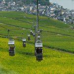 lohnende Gondelfahrt von Rüdesheim zum Niederwalddenkmal