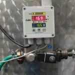 Compurtgesteuerte Temperaturkontrolle - Qualität geht über alles