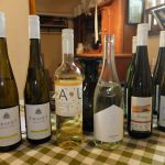 tolle Weine - kleine Probe im Weingut Faust
